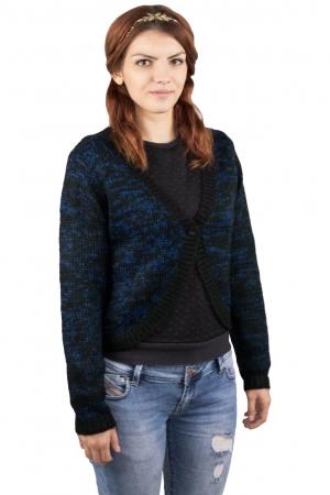 Pulover tricotat tip bolero