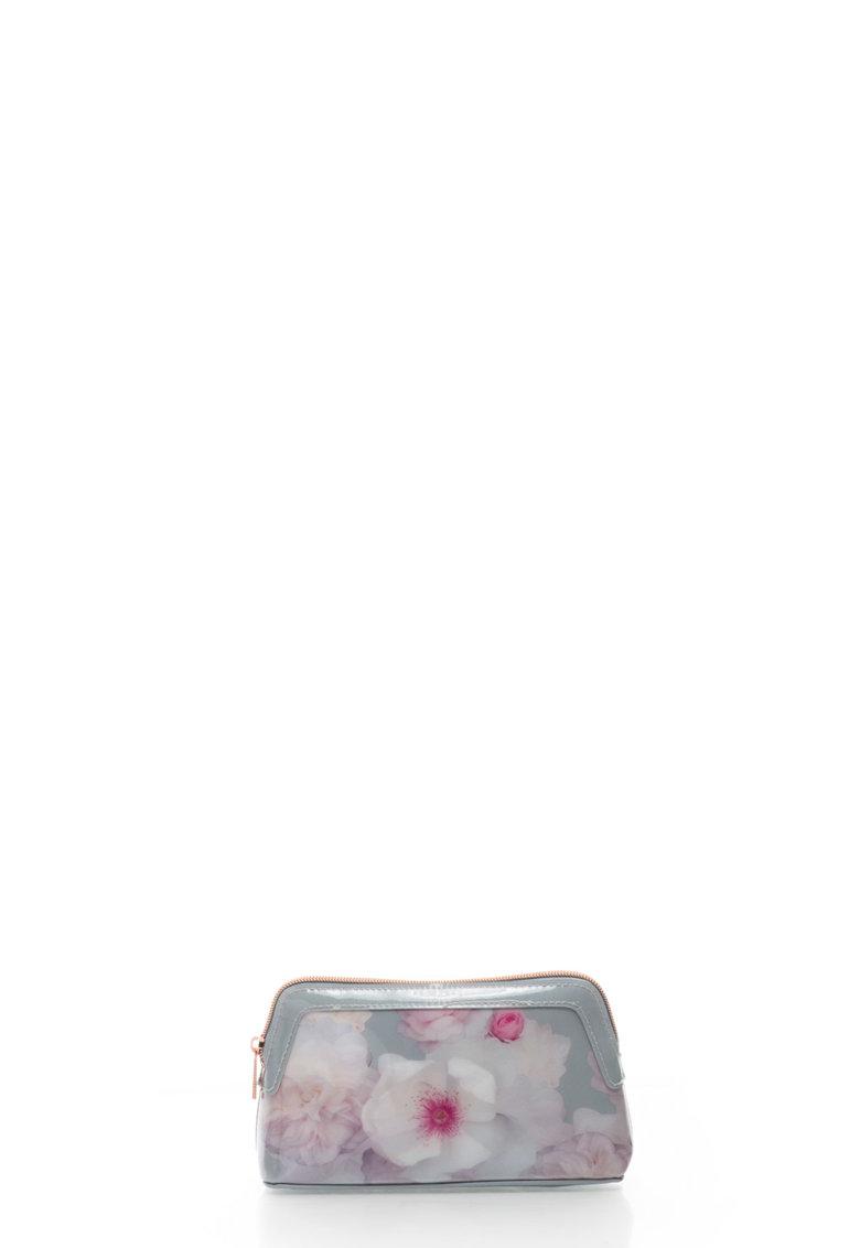 Geanta cu model floral pentru cosmetice Chelsea Ted Baker