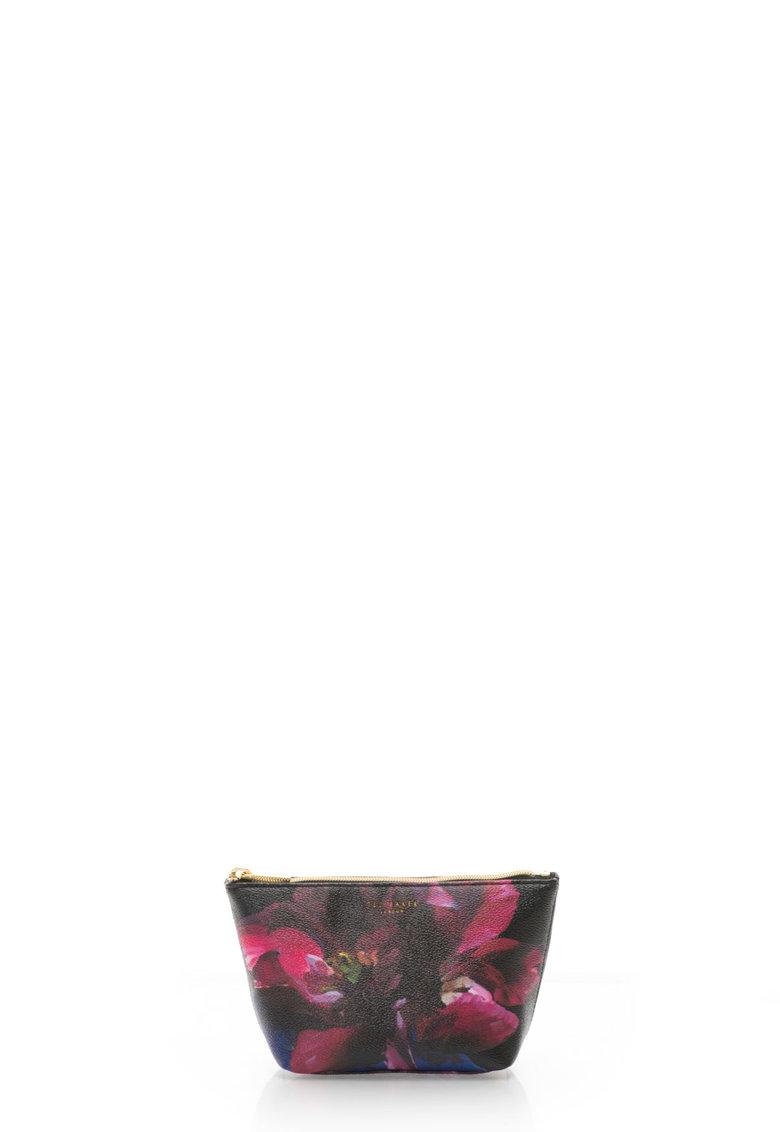 Geanta pentru cosmetice Leaa Impressionist Bloom Ted Baker
