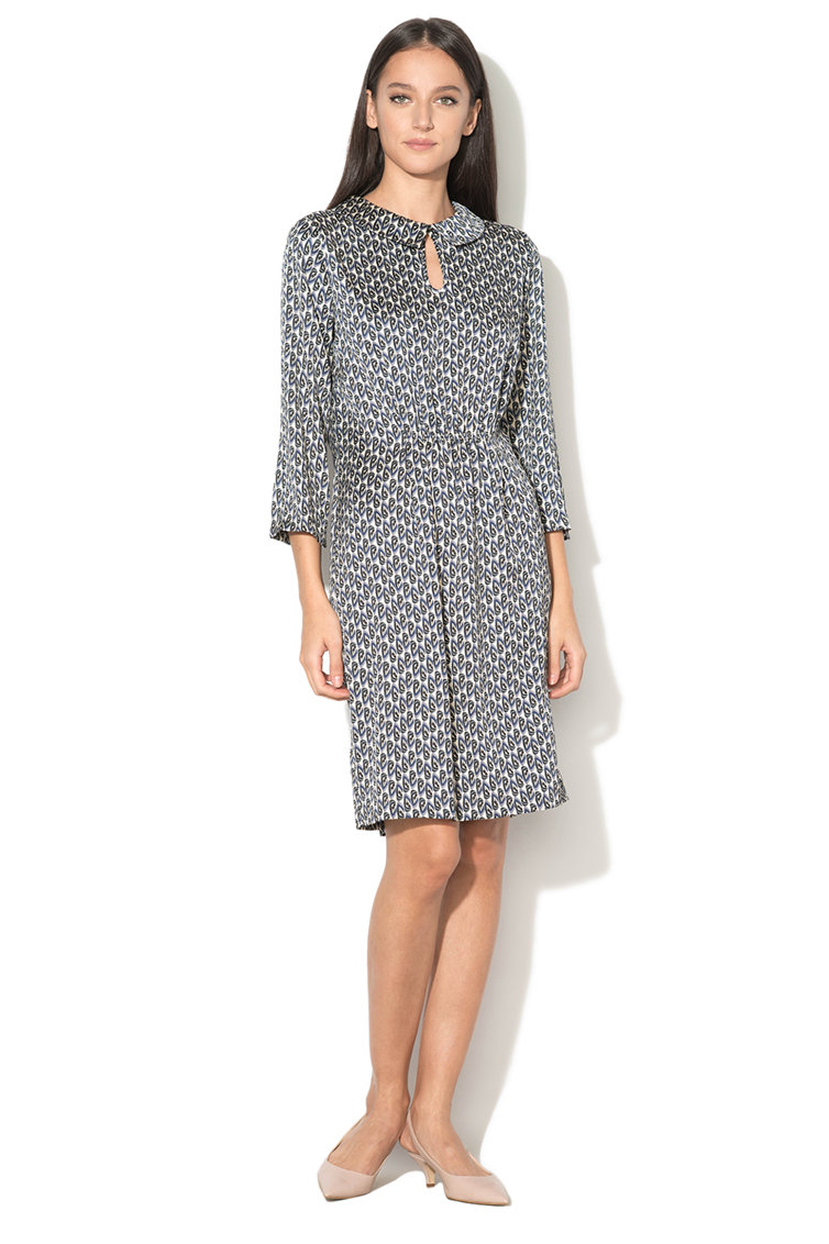 Rochie cu model abstract United Colors of Benetton