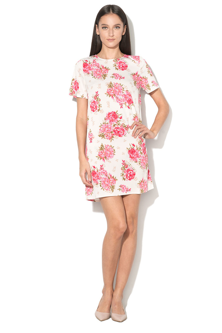 Rochie cu imprimeu Wild Flower Vero Moda