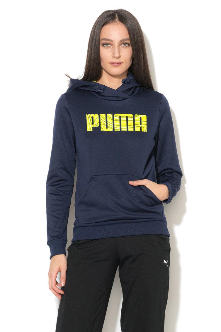 Hanorac cu imprimeu logo Puma
