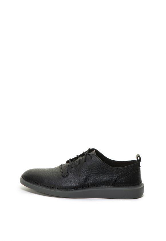 Pantofi casual de piele Hale-pantofi clasici-Clarks