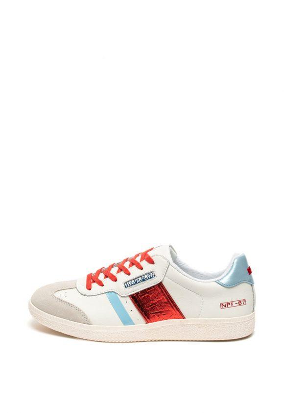 Pantofi sport cu detalii contrastante Cora-tenisi-Napapijri
