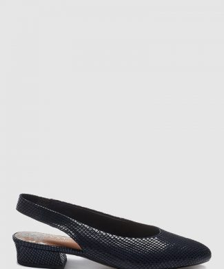 Pantofi slingback de piele-pantofi clasici-NEXT