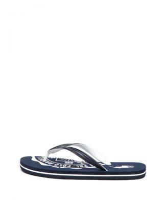 Papuci flip-flop cu imprimeu logo Whtbury-papuci-Polo Ralph Lauren