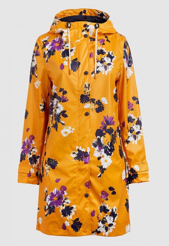 Jacheta de ploaie cu model floral-jachete-NEXT