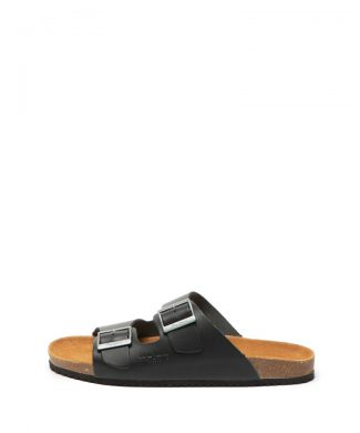 Papuci de piele Bio-sandale-Pepe Jeans London