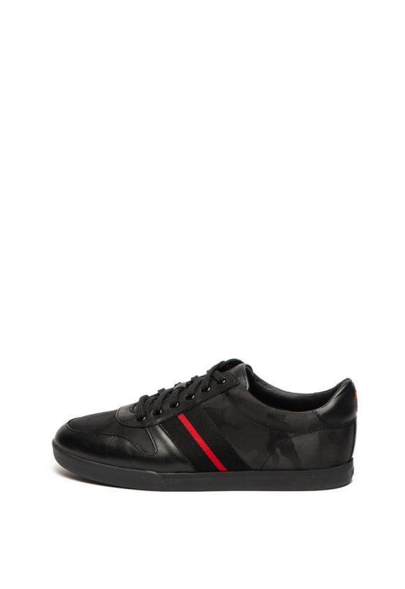 Pantofi sport de piele si material textil Camilo-tenisi-Polo Ralph Lauren