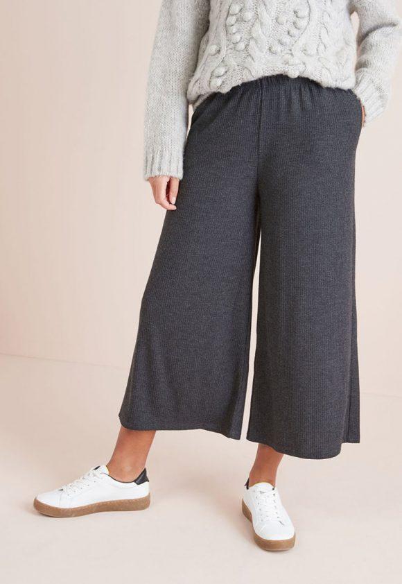 Pantaloni cullote-pantaloni si colanti-NEXT