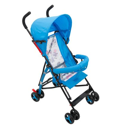 Carucior sport Jolly Kids™ - JK805 albastru-Jolly Kids