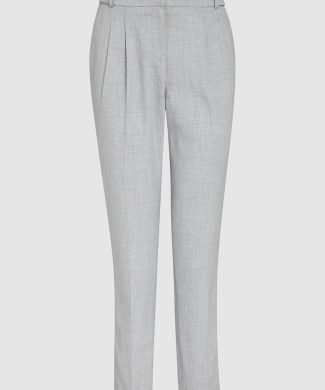 Pantaloni conici cu buzunare frontale-pantaloni si colanti-NEXT