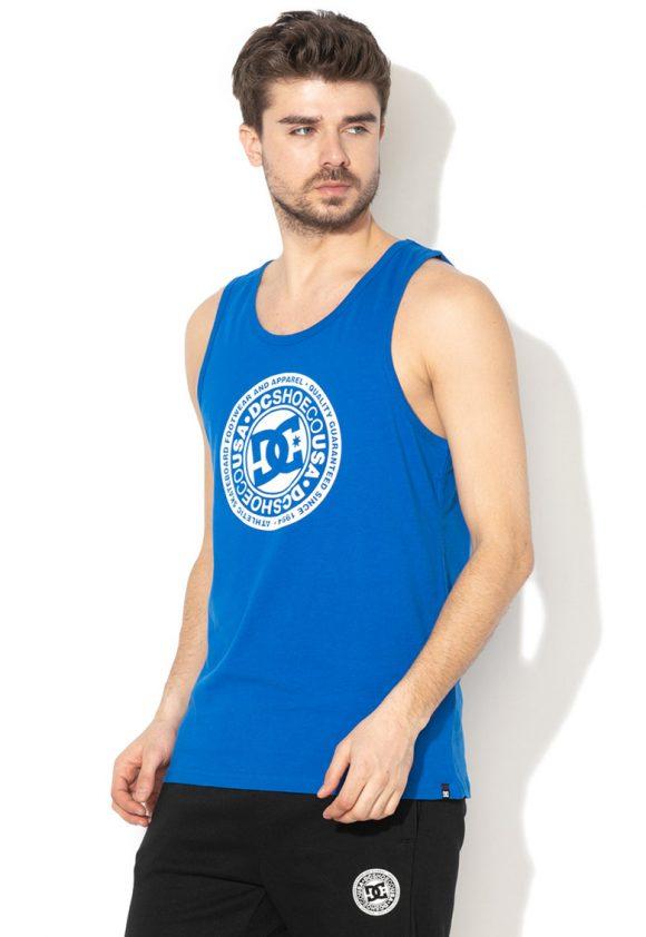 Top cu imprimeu logo Circle Star-tricouri-DC