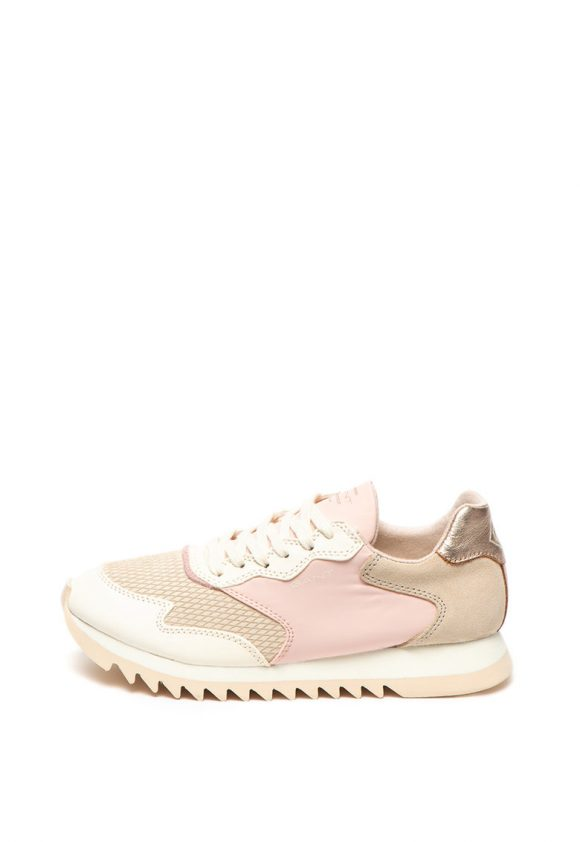 Pantofi sport cu detalii contrastante Lindsey-tenisi-Gant