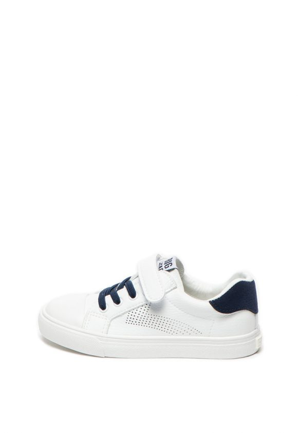 Pantofi sport de piele ecologica cu velcro-pantofi clasici-BIG STAR