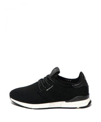 Pantofi sport slip-on din material textil cu garnituri de piele Atlanta-tenisi-Gant