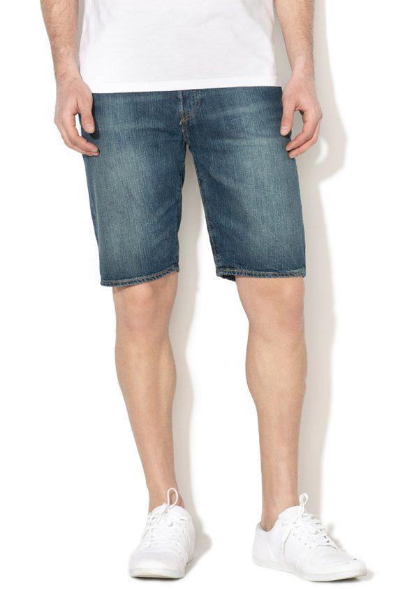 Bermude din denim - cu aspect decolorat 501®-jeansi-Levis