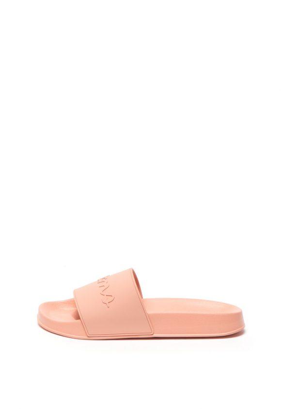 Papuci cu aspect mat Flap-papuci-Pepe Jeans London