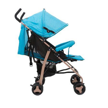Carucior sport Jolly Kids™ - JK611 albastru-Jolly Kids