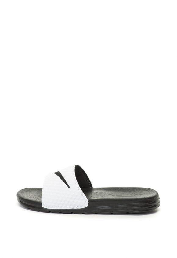Papuci cu logo Benassi-papuci-Nike