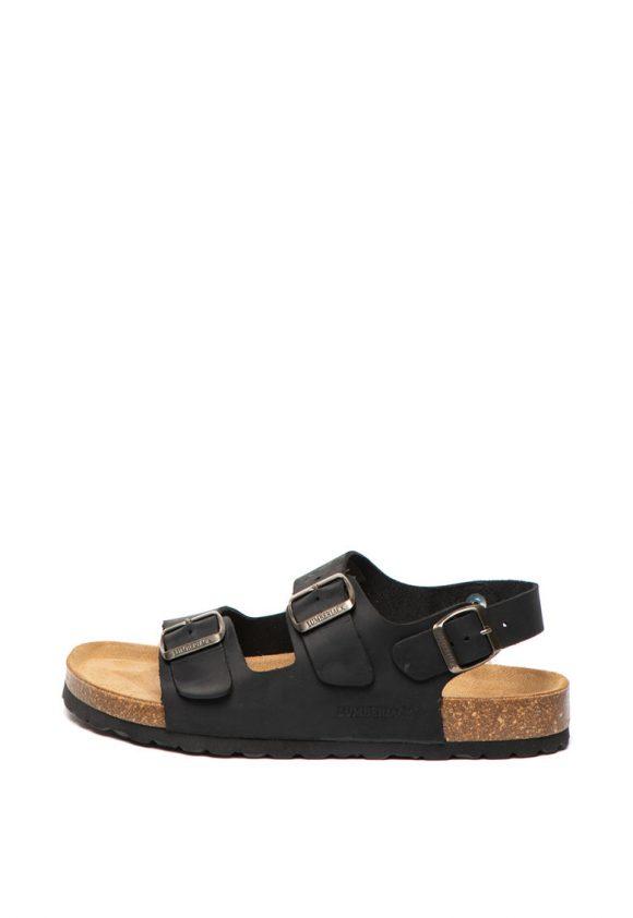 Sandale slingback de piele Isla-sandale-Lumberjack