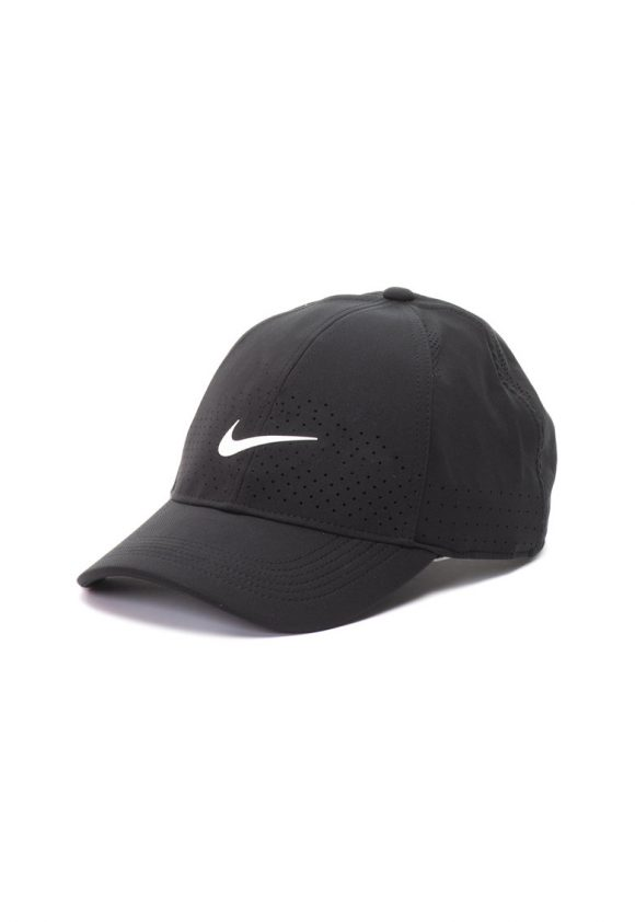 Sapca ajustabila cu imprimeu logo Dri-Fit-palarii si sepci-Nike
