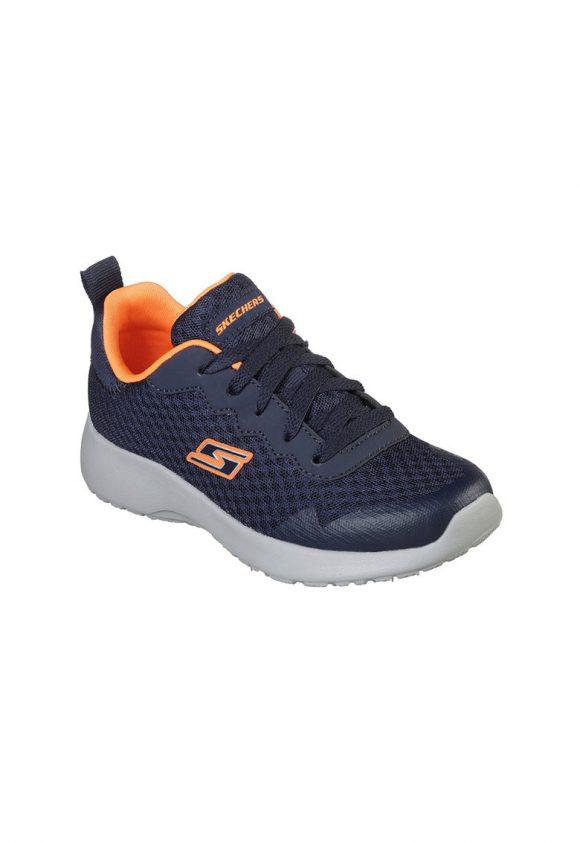 Pantofi sport cu model cu plasa Dynamight - Thermopulse-pantofi clasici-Skechers
