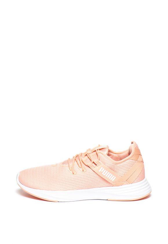 Pantofi usori din plasa cu aspect tricotat - pentru alergare Radiate XT-pantofi clasici-Puma
