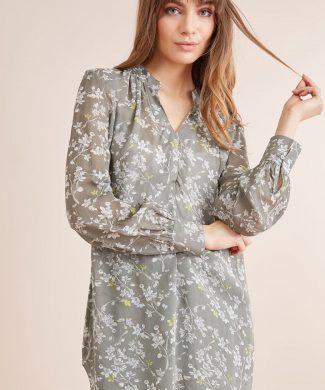 Camasa cu imprimeu floral-camasi-NEXT