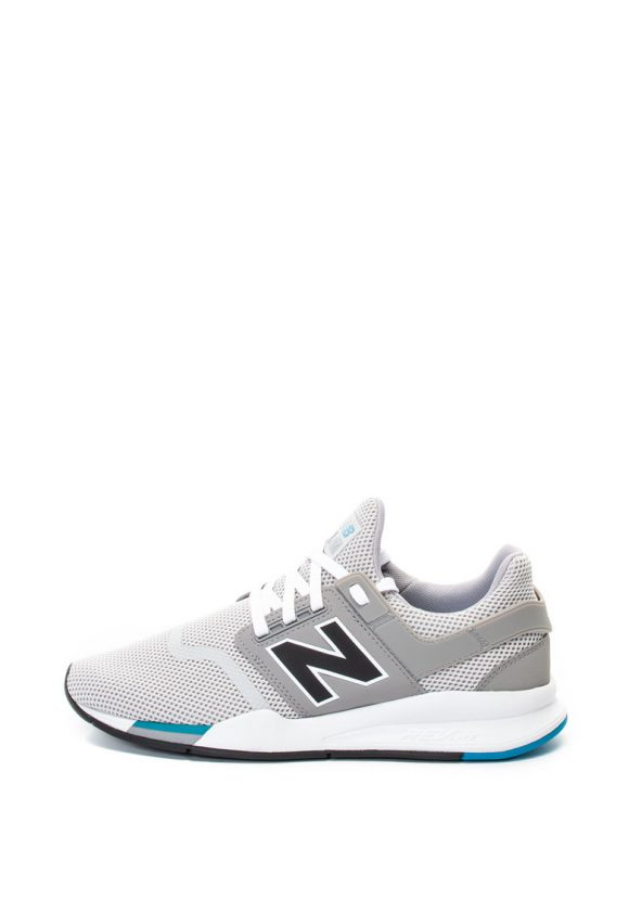 Pantofi sport din material textil si cauciuc 247-tenisi-New Balance