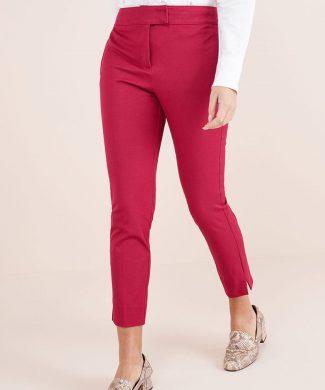 Pantaloni crop conici-pantaloni si colanti-NEXT