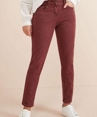 Blugi relaxed skinny-jeansi-NEXT