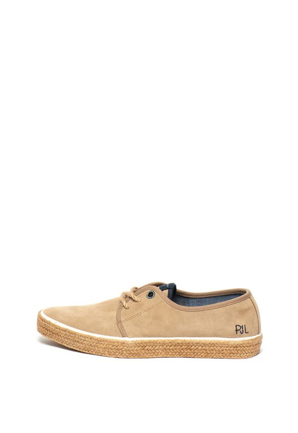 Pantofi tip epadrile Sailor-pantofi clasici-Pepe Jeans London