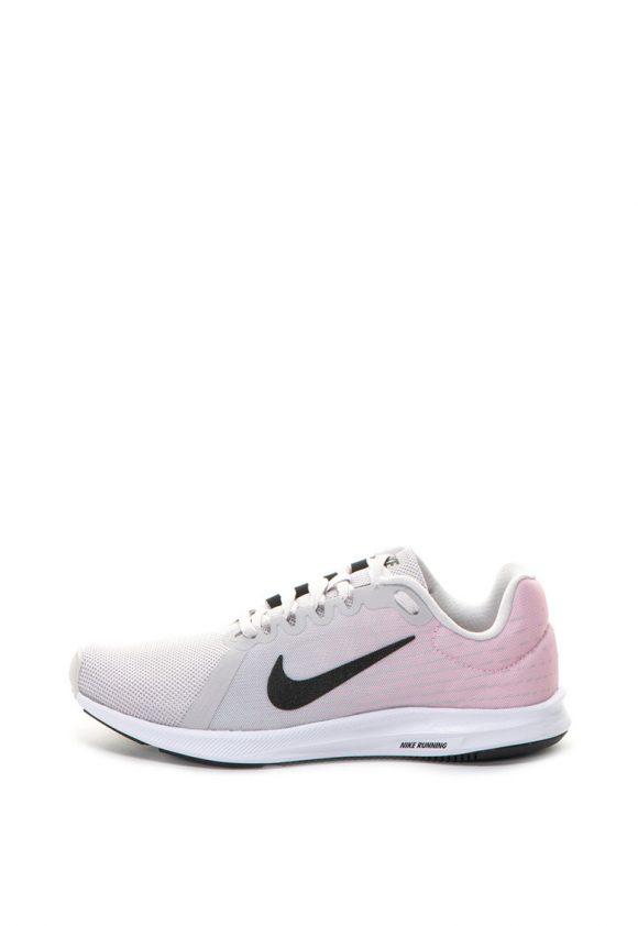 Pantofi de plasa cu aspect tricotat - pentru alergare DownShifter 8-pantofi clasici-Nike