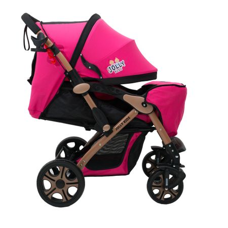 Carucior sport Jolly Kids™ - JK750 ROZ-Jolly Kids