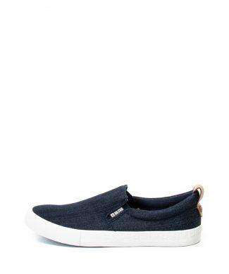Pantofi slim fit de denim-tenisi-BIG STAR