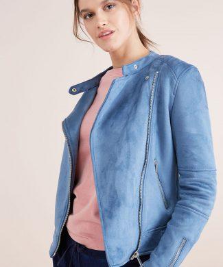 Jacheta de piele intoarsa sintetica-jachete-NEXT