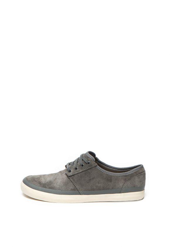 Pantofi casual de piele intoarsa Torbay-pantofi clasici-Clarks