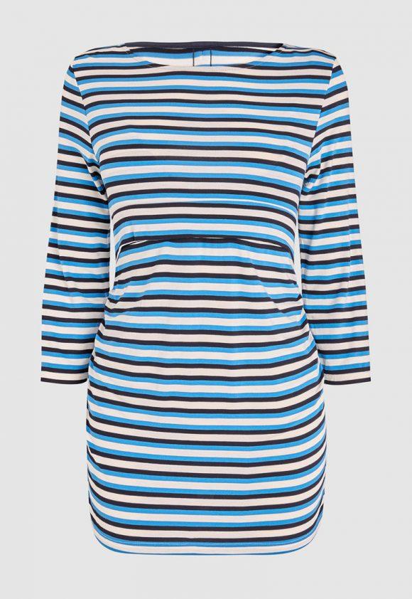 Bluza cu model in dungi pentru gravide-bluze-NEXT
