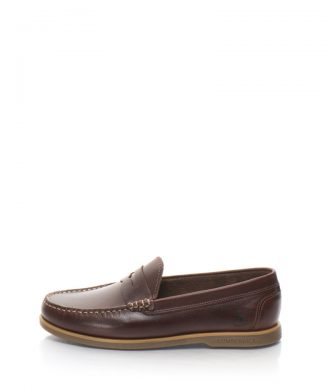 Pantofi loafer de piele Navigator-mocasini-Lumberjack