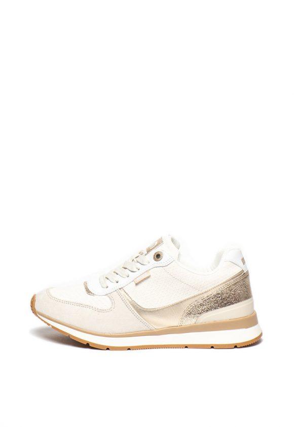 Pantofi sport de piele ecologica-tenisi-MTNG