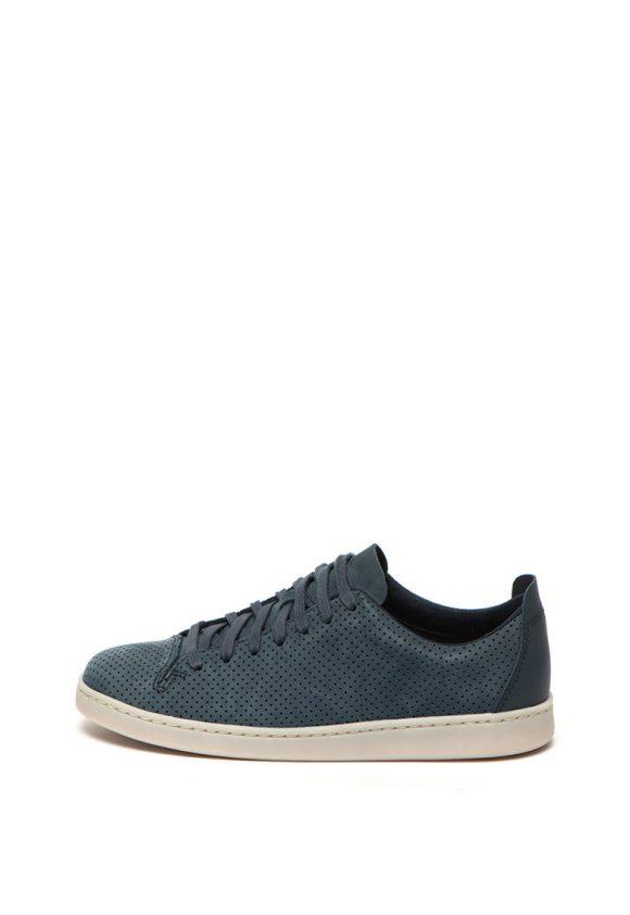 Pantofi sport de piele nabuc Nathan-pantofi clasici-Clarks