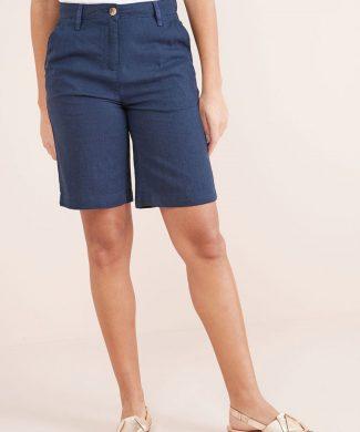 Bermude din amestec de in-pantaloni si colanti-NEXT