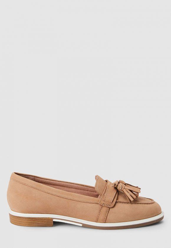 Pantofi loafer de piele-mocasini-NEXT