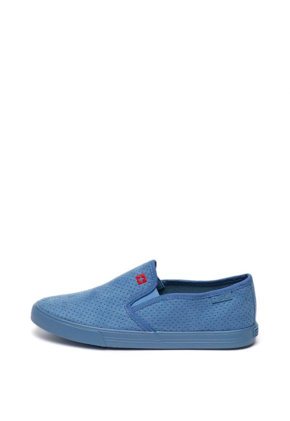 Pantofi slip-on cu design perforat-tenisi-BIG STAR