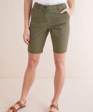 Bermude cu buzunare laterale-pantaloni si colanti-NEXT