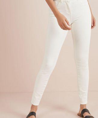 Blugi super skinny cu efect modelator-jeansi-NEXT