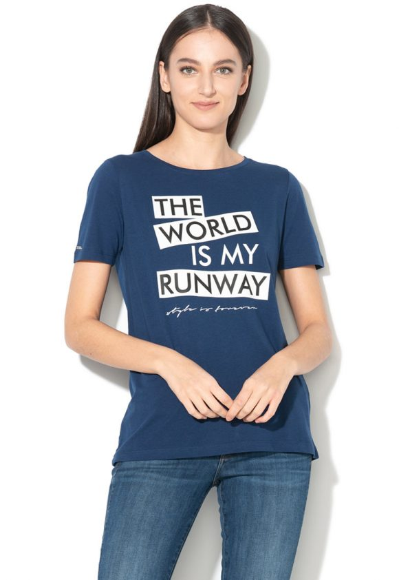 Tricou cu imprimeu Maina-tricouri-BIG STAR