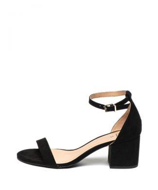 Sandale de piele intoarsa sintetica - cu toc masiv Mynah-sandale-Call It Spring