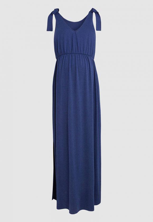 Rochie lunga pentru gravide-rochii-NEXT